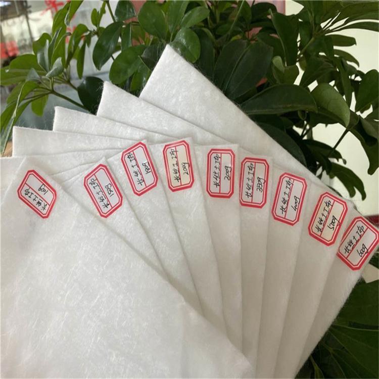 长丝土工布 批发定制各种规格型号土工布